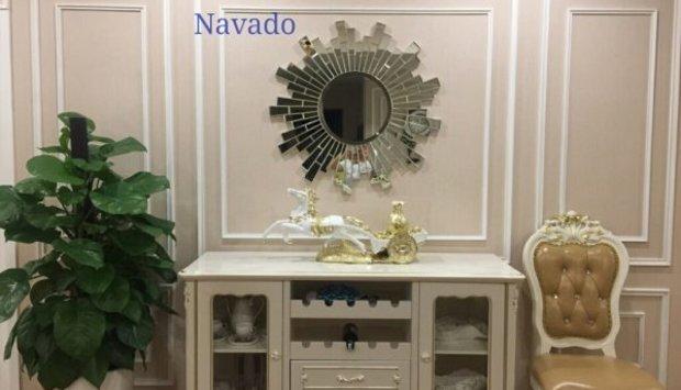 Tại sao gương décor Navado Đà Nẵng mang đến thẩm mỹ, thân thiện cho kiến trúc?