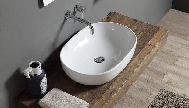 6 ưu điểm của chậu rửa mặt bằng sứ cao cấp