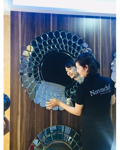 Gương trang trí treo tường Navado- Peacock