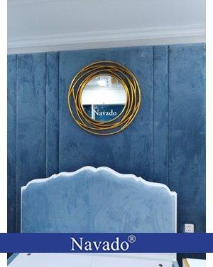 Gương treo tường phòng ngủ navado -Julia