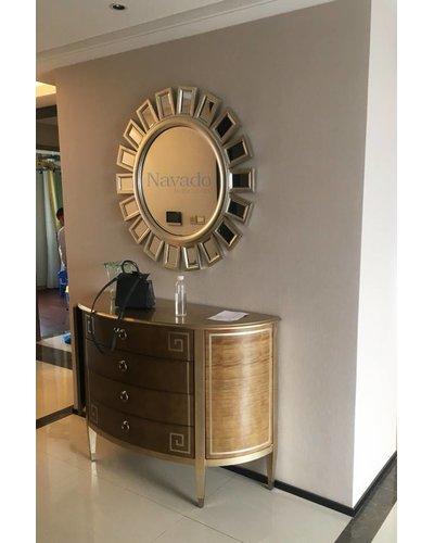 Gương trang trí phòng khách Sophia Đà Nẵng