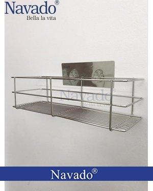 Kệ đựng đồ inox nhà tắm GS - 3016