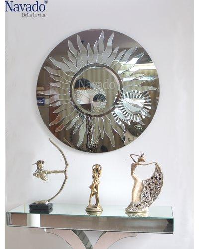 Gương Bỉ trang trí The Sun Shine đẳng cấp