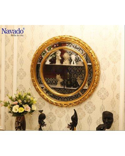 Gương decor home phong cách tân cổ điển Aura