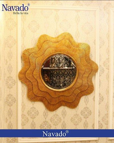 Gương nghệ thuật phong cách tân cổ điển Hestia