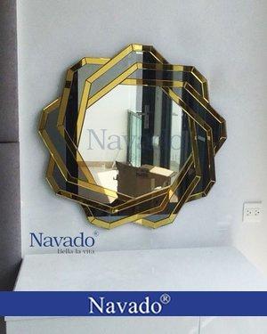 Gương Bỉ nghệ thuật trang điểm Spider Navado