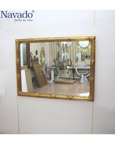Gương soi toàn thân chữ nhật Dakota Nha Trang