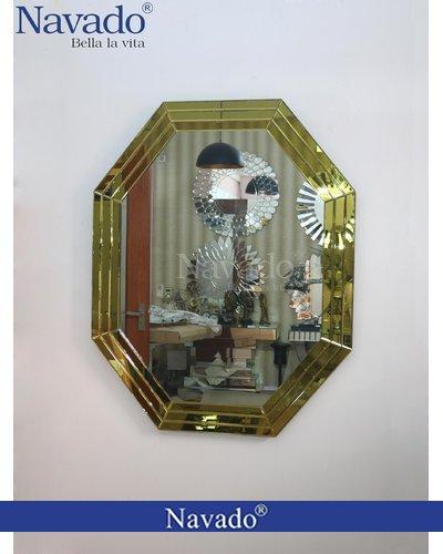 Gương ghép nghệ thuật Pisa Đà Nẵng