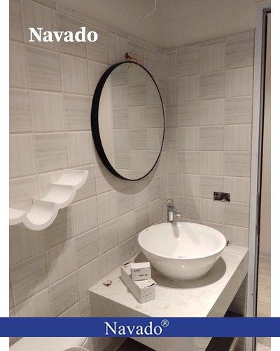 Chậu rửa sứ phòng vệ sinh Lavabo Đà Nẵng