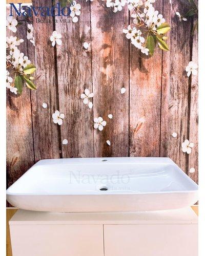 Bồn rửa mặt cao cấp Đà Lạt Rs1168