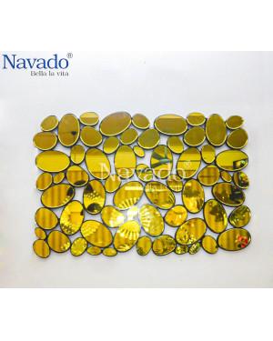Gương trang trí nghệ thuật Maimer Gold