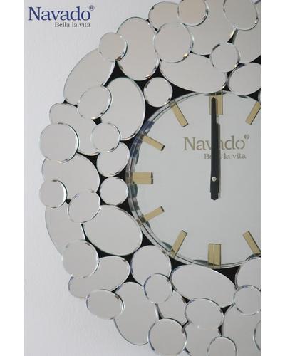 Gương đồng hồ luxury Queen