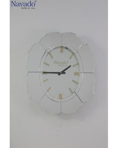 Gương đồng hồ cao cấp Lotus