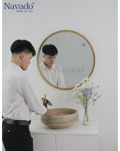 Bộ thiết bị vệ sinh lavabo cao cấp Đà Nẵng
