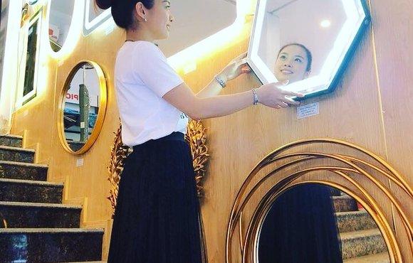 Gương trang trí nghệ thuật navado Đà nẵng